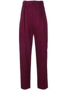 брюки с высокой талией Cédric Charlier