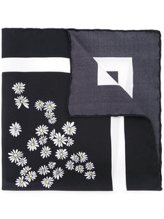 шейный платок с рисунком Macgraw