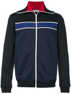 куртка с контрастными полосками Valentino