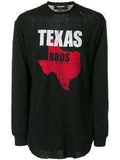 джемпер Texas Bros  Dsquared2