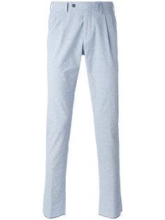 зауженные классические брюки  Barba
