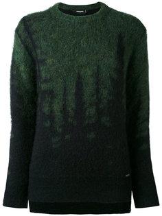 декорированный свитер Dsquared2