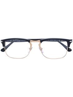 очки в квадратной оправе Persol