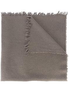 шарф с бахромой Rick Owens
