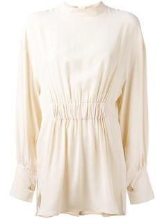 плиссированная блузка Marni