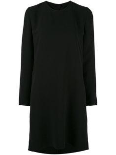 """платье с вырезом """"капля"""" на спине Victoria Victoria Beckham"""