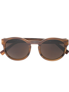 солнцезащитные очки в круглой оправе Cerruti 1881