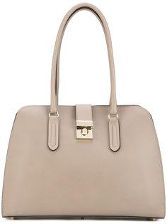 сумка-тоут с застежкой-защелкой Furla