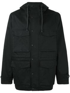 пальто с большими карманами Ami Alexandre Mattiussi