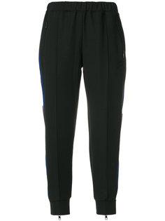укороченные спортивные брюки с полосками  Être Cécile