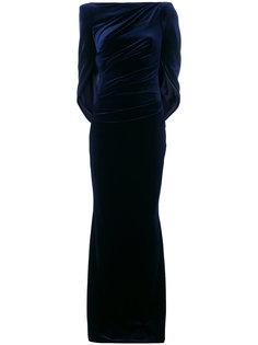 платье Konica Talbot Runhof