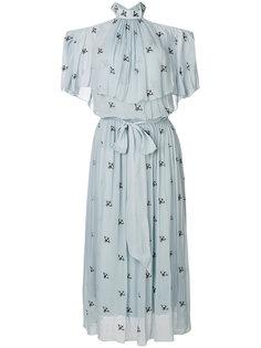 платье миди Starling Temperley London