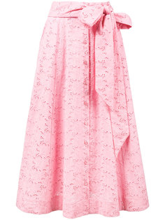 пляжная юбка на пуговицах спереди Lisa Marie Fernandez