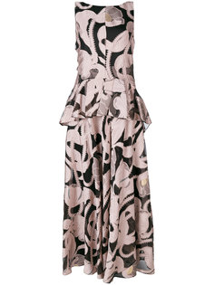 платье Lovato Talbot Runhof