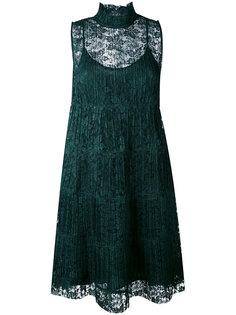 кружевное платье See By Chloé