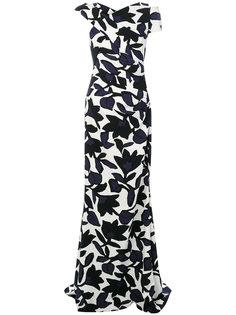 платье Moa Talbot Runhof