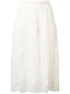 кружевная юбка See By Chloé