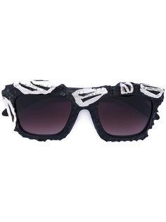 декорированные солнцезащитные очки Kuboraum