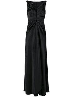платье Nobi Talbot Runhof