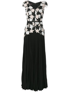 платье Nonee Talbot Runhof