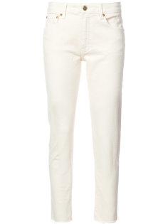 джинсы скинни Khaite