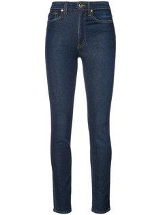 джинсы супер скинни с высокой талией Khaite