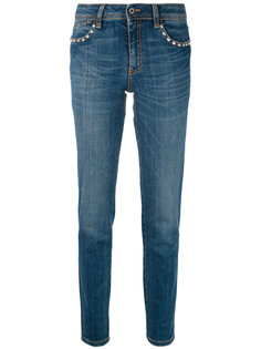 джинсы скинни Just Cavalli