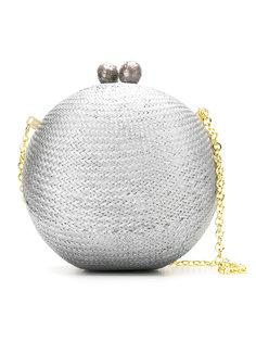 клатч в форме шара Serpui