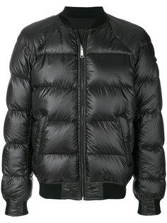 двухсторонняя стеганая куртка-бомбер  Prada