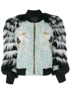 куртка-бомбер Penny Cara Mila