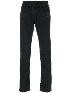 джинсы кроя слим Pierre Balmain