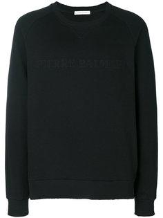 свитер с круглым вырезом Pierre Balmain