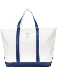 сумка-тоут с логотипом Undercover