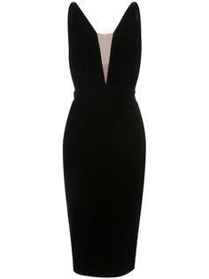 приталенное платье  Alex Perry