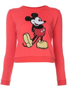 свитер с вышивкой Микки Мауса Marc Jacobs