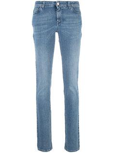 джинсы скинни с нашитыми звездами Givenchy
