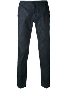зауженные джинсы  Entre Amis