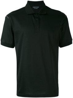футболка-поло Alexander McQueen