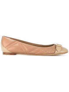 стеганые балетки Burberry