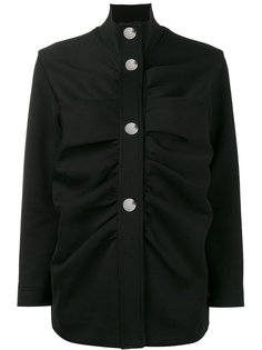 пиджак с оборками Marni