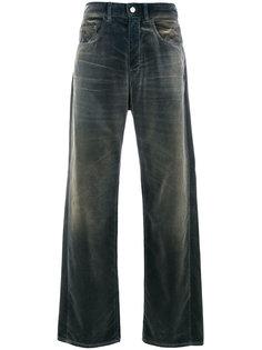 расклешенные джинсы Golden Goose Deluxe Brand