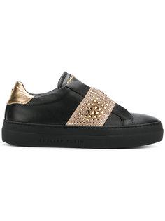 декорированные кроссовки Philipp Plein