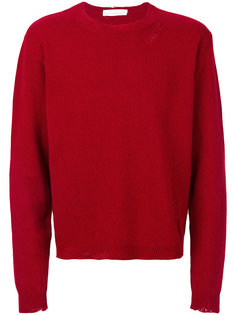 классический вязаный свитер Golden Goose Deluxe Brand