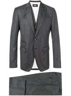 классический костюм-тройка Dsquared2