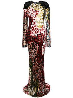 платье Noisiel Talbot Runhof