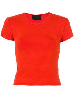 knitted T-shirt Andrea Bogosian