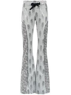 flared trousers Andrea Bogosian