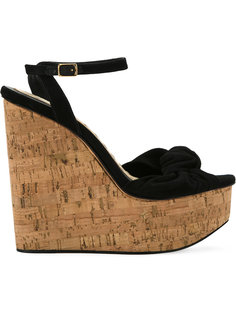 wedge sandals Andrea Bogosian