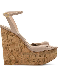 wedge sandals Andrea Bogosian