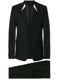 однобортный костюм Givenchy